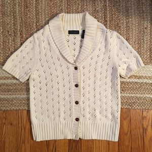 Adorable Fisherman's Style Sweater by Context